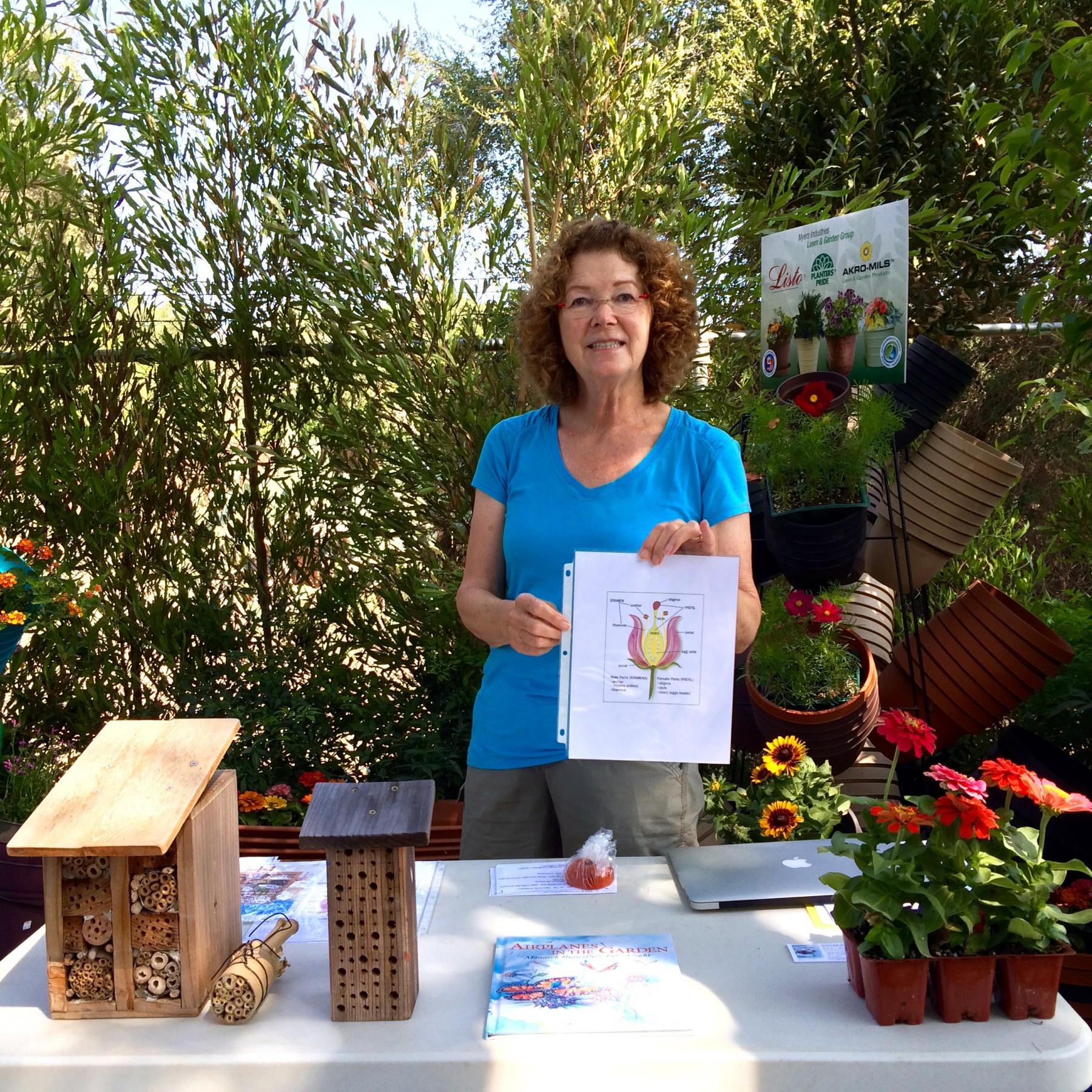 Flora Gardens Nursery, Ojai, CA